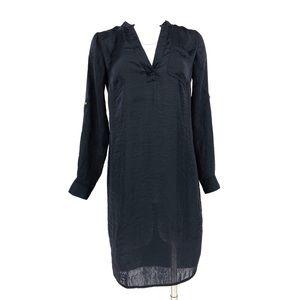Michael Michael Kors shirt dress navy blue XS